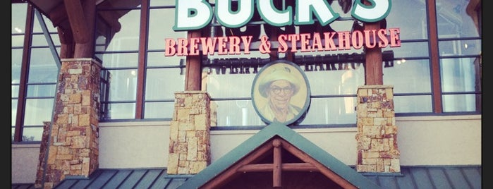 Uncle Buck's Brewery & Steakhouse is one of Beer Me!.