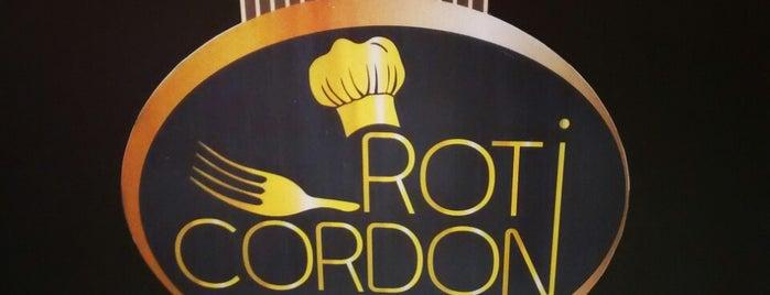 Roti Cordón is one of Posti che sono piaciuti a Henrique.