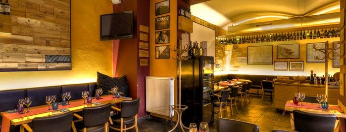 Restaurant Bresto is one of Ms. Johnson : понравившиеся места.