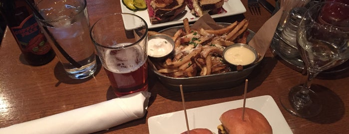 Beer Kitchen No. 1 is one of KC Hamburgers: the best of the burger.