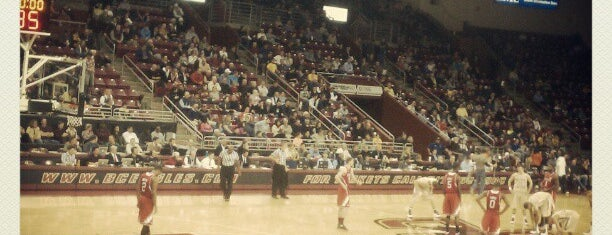 Conte Forum is one of Massachusetts.