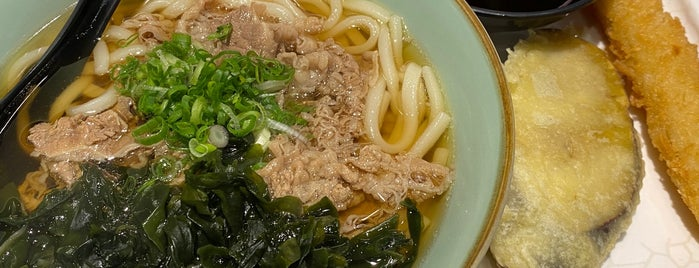 Idaten Udon is one of Micheenli Guide: Udon trail in Singapore.
