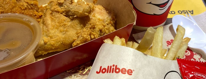 Jollibee is one of Favourite Food in SG.