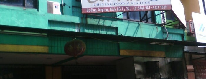 Apin87 Serpong is one of สถานที่ที่ Chery San ถูกใจ.