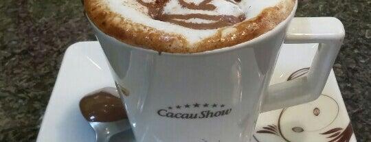 Cacau Show is one of Restaurante.