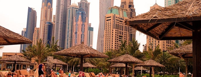 The Beach is one of 2016 - DXB.