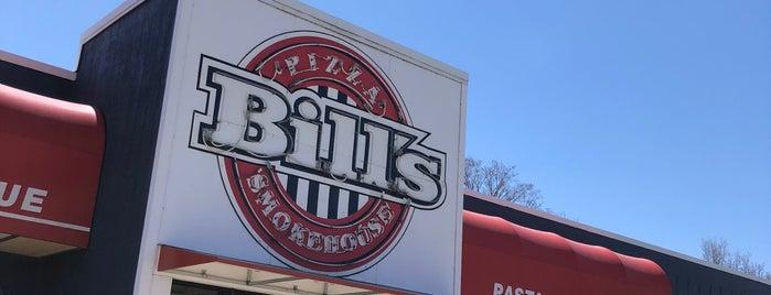 Bill's  Pizza & Smokehouse is one of Posti che sono piaciuti a Josh.