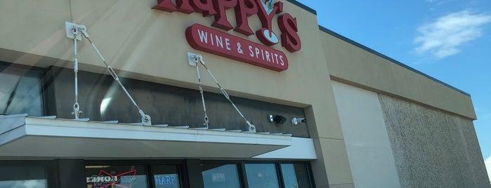 Happy's Wine & Spirits is one of Posti che sono piaciuti a Josh.
