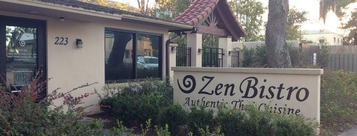 Zen Bistro is one of Daytona beach.