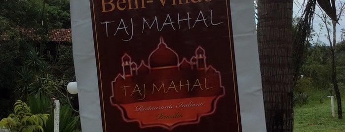Taj Mahal Restaurante Indiano is one of Brasília - almoço com bom custo benefício.