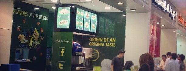 Just Falafel - Skywalk is one of Dubai Food 3.