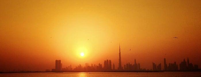 Dubai Creek Harbour is one of MAQ'ın Beğendiği Mekanlar.