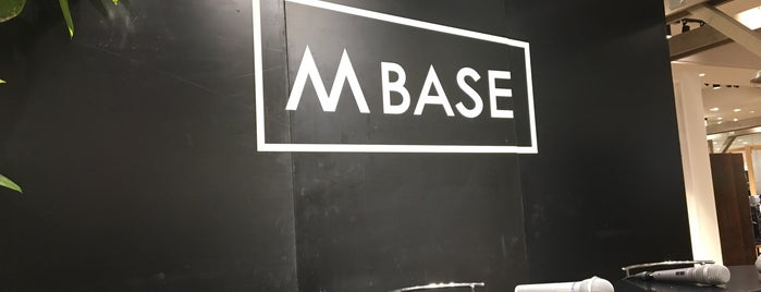 M BASE is one of Japan 2017.