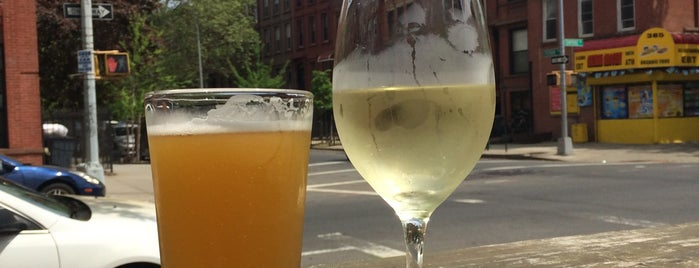 Bed-Vyne Brew is one of Outdoor Drinking in Brooklyn.