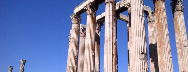 Templo de Zeus Olímpico is one of Sitios Internacionales.