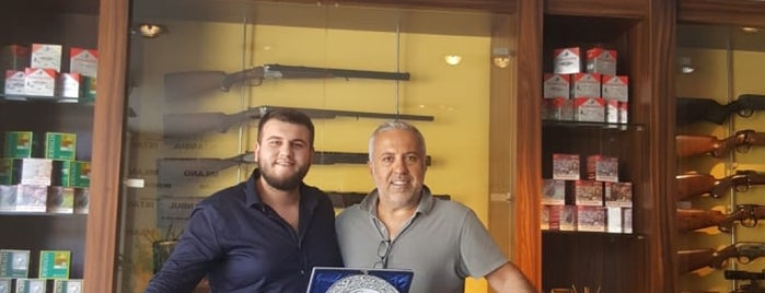 MB Gun Shop is one of Posti salvati di Erkan.