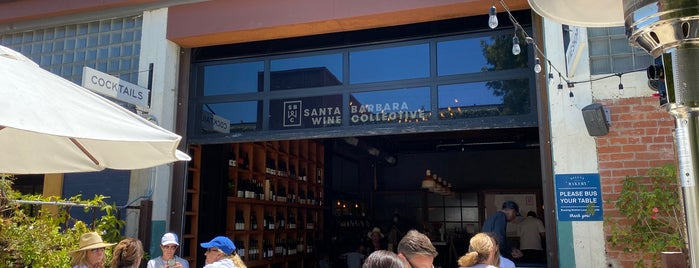 Santa Barbara Wine Collective is one of Santa Barbara.