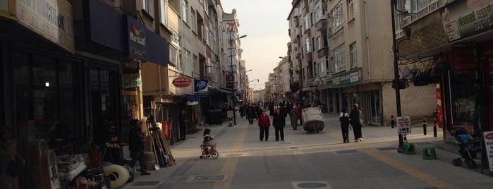 Çarşamba Yürüyüş Yolu is one of Lugares guardados de i.