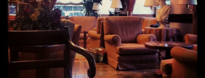 Bristol Hotel Milan is one of Free wifi.