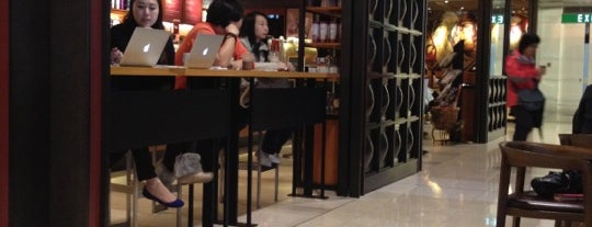 Starbucks is one of Meri : понравившиеся места.