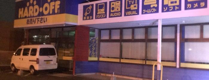 ハードオフ 浜松有玉店 is one of 静岡の中古ゲーム・ホビーショップ.