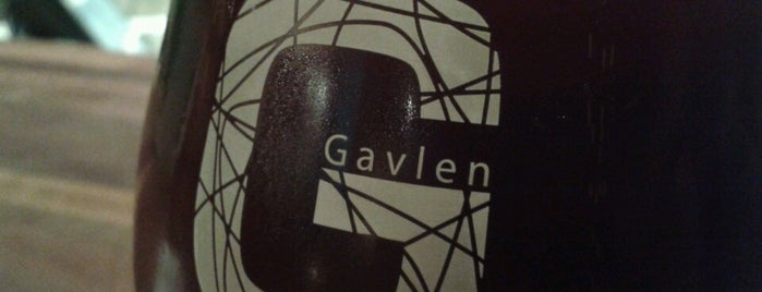 Café Gavlen is one of Posti salvati di Dario.