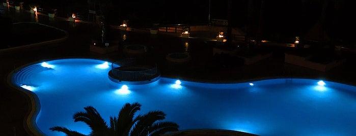 The Westin Dragonara Resort is one of Europe resorts (Marriott).