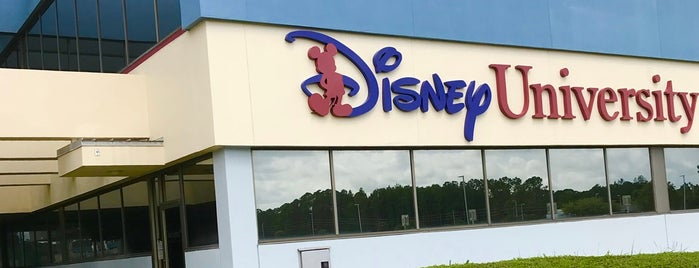Company D - Disney University is one of FLORDIA.
