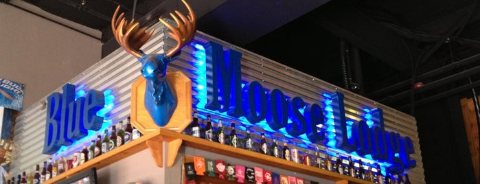 Blue Moose Lodge is one of Best Nearby.