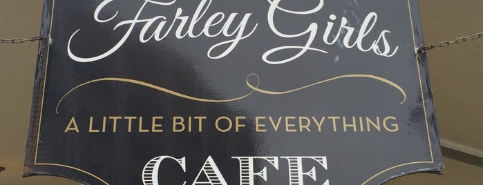 Farley Girls Cafe is one of Galveston.