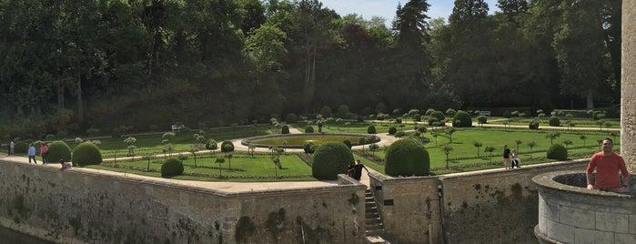 Jardins du Château de Chenonceau is one of Lieux qui ont plu à Kevin.