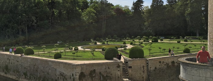 Jardins du Château de Chenonceau is one of Orte, die Kevin gefallen.
