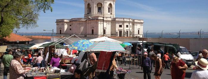 Feira da Ladra is one of Euro Trip.