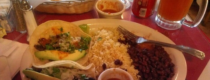 Mi Pueblito Restaurant is one of Bean Town Grub.