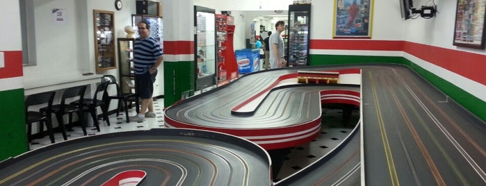Monza Slot Car is one of Autorama.