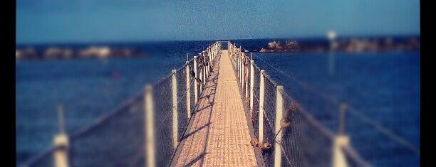 Villamarina is one of Beach.
