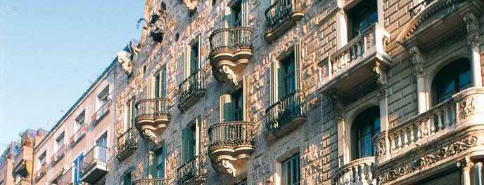 Casa Calvet is one of Barcelona.