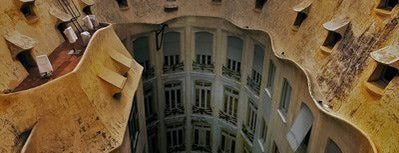 Casa Milà is one of My Barcelona!.