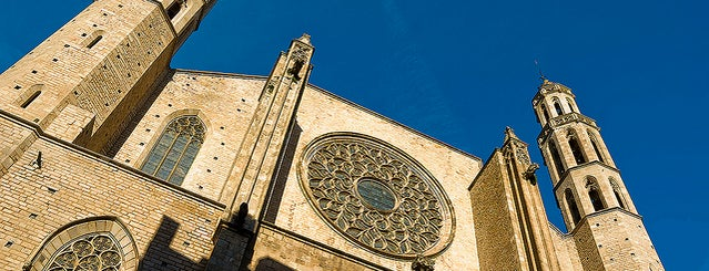 Basílica de Santa María del Mar is one of Куда отвести друзей в Барселоне.