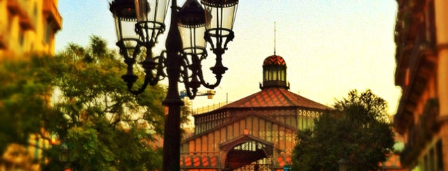 Passeig del Born is one of Barcelona.