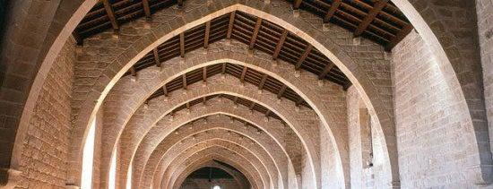 Biblioteca de Catalunya is one of Куда отвести друзей в Барселоне.