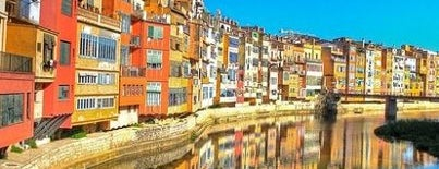 Girona is one of BCN.