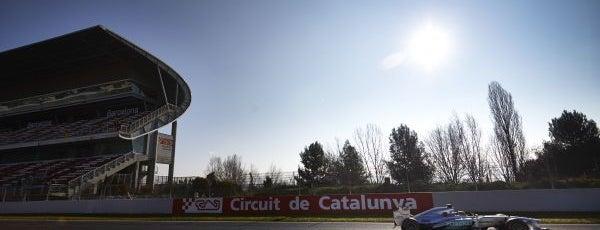 Circuit de Barcelona-Catalunya is one of Куда отвести друзей в Барселоне.