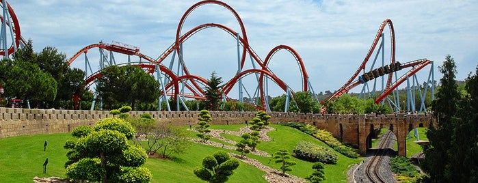 PortAventura Park is one of Куда отвести друзей в Барселоне.
