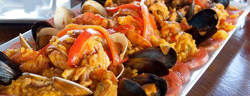 Restaurant Elche is one of Best of Barcelona.