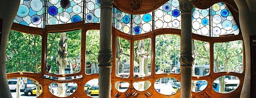 Casa Batlló is one of 2013 - Espanha.