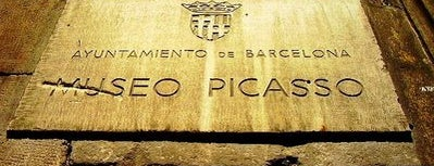 Museu Picasso is one of [To-do] Barcelona.