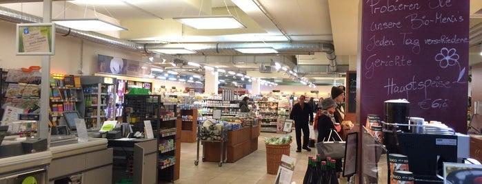Denn's Biomarkt is one of Gesünder Essen In Wien.