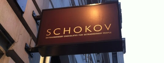 Schokov is one of Wien.