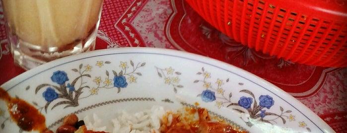 Gerai Kak Eton (Nasi Lemak Panas) is one of Makan @ KL #8.